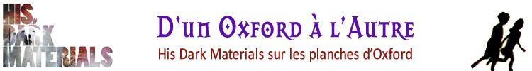 D'un Oxford à l'Autre