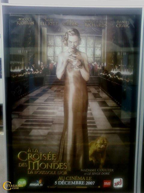 Affiche Nicole Kidman