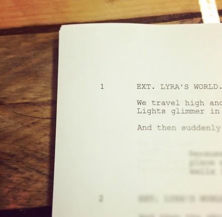 Script - page 1