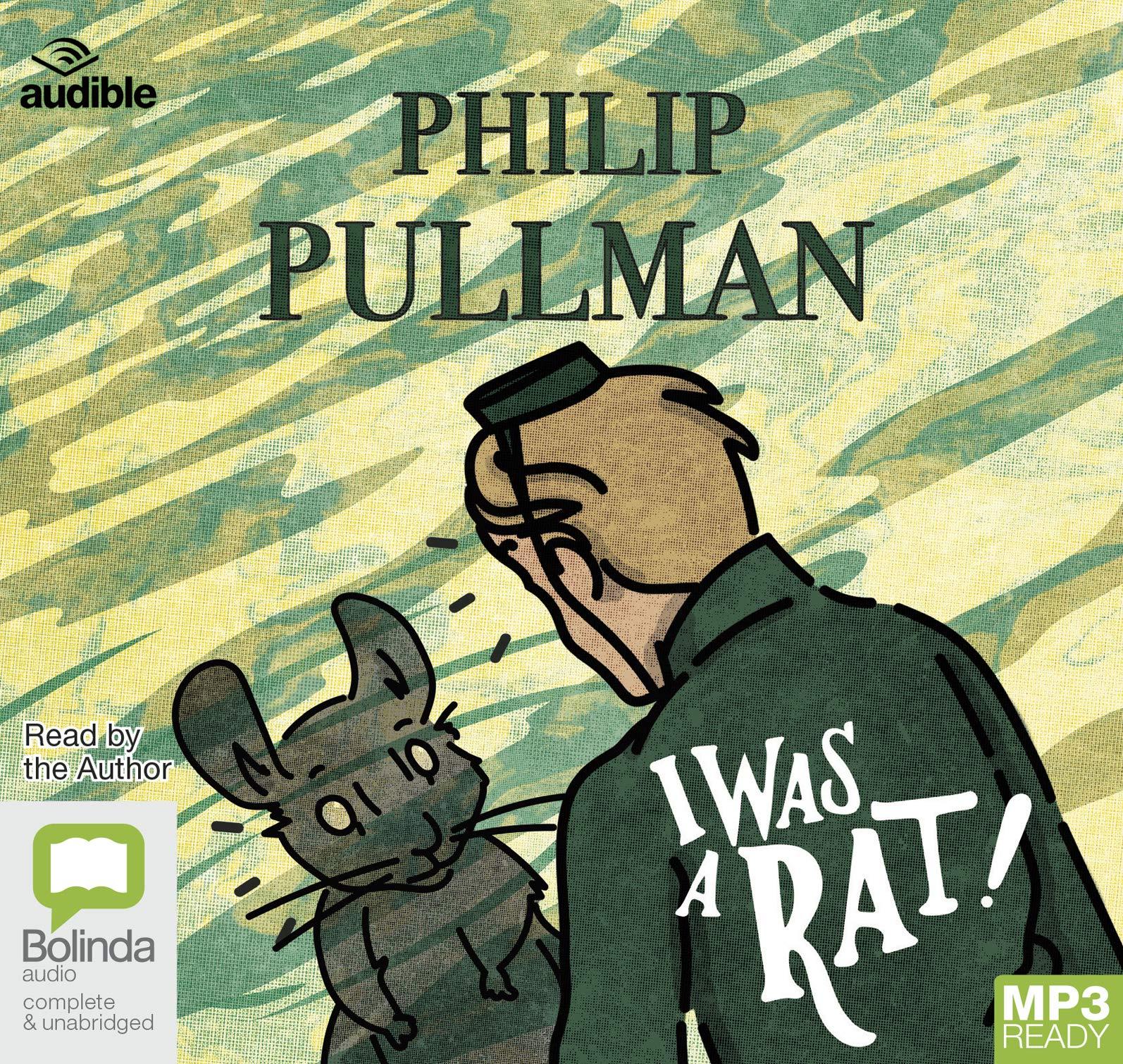 I was a rat (audiobook)