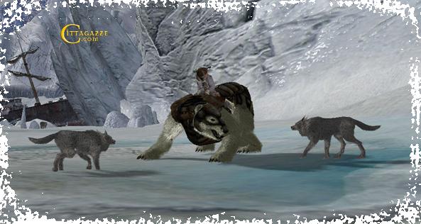 Iorek en plein combat