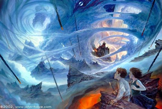 John Howe (grand illustrateur de Tolkien) Pict_2