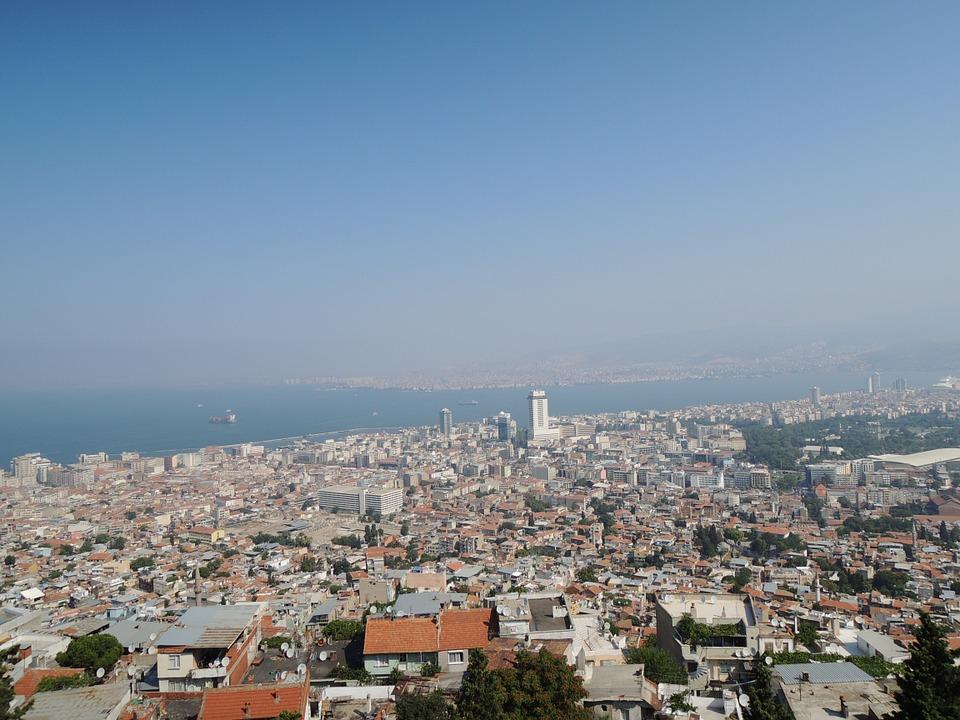 Izmir - photo libre de droit - Pixabay