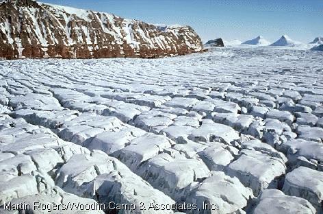 Spitzberg, Svalbard, Norvège